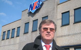 Businessclub Best Vooruit lid NFB Coatings