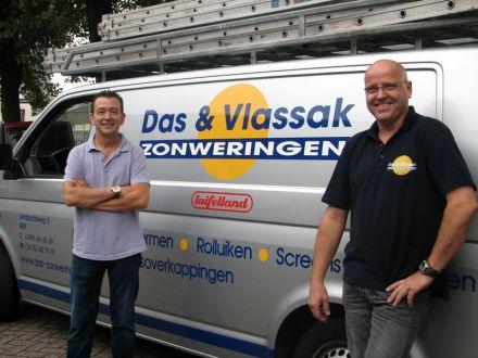 Businessclub Best Vooruit lid Das & Vlassak Zonweringen