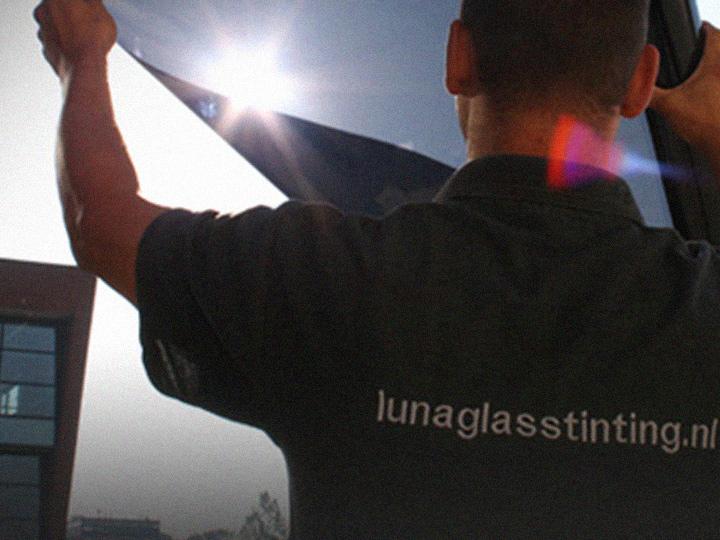 Businessclub Best Vooruit lid LUNA glasstinting