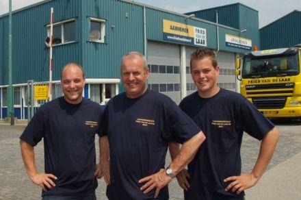 Businessclub Best Vooruit lid Aannemersbedrijf Fried van de Laar B.V.